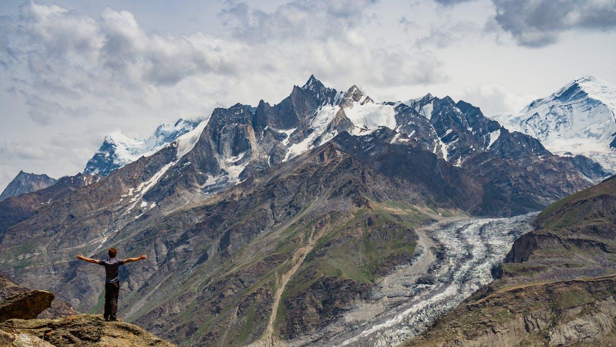 Nun-Kun 7100m