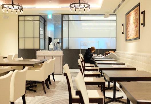 Caffetteria a Tokyo