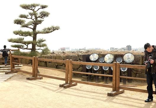 Fotografare il castello di Himeji